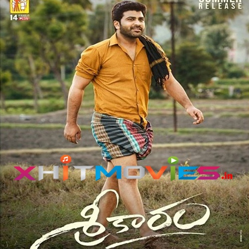 Sharwanand in Sreekaram – First Look Poster