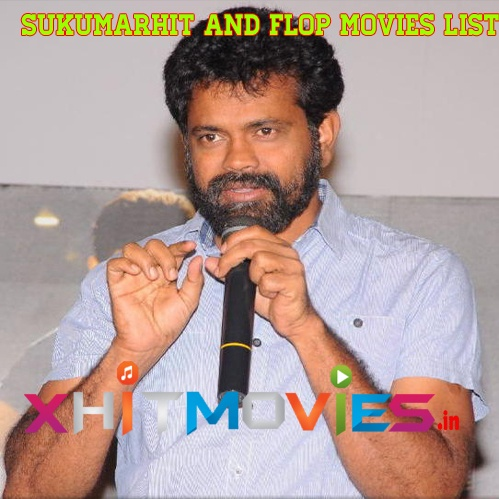 Sukumar Hit and Flop Movies List